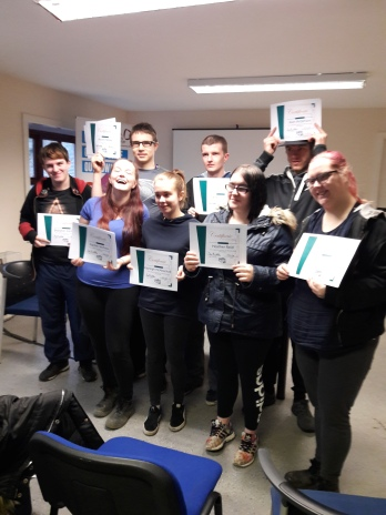 FVC group certificates smiles